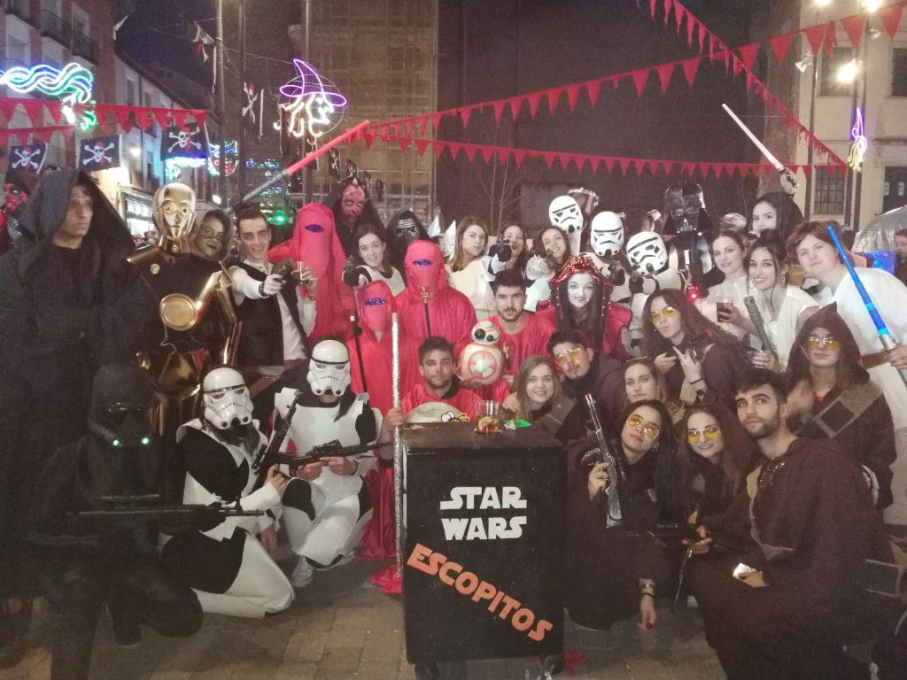 star wars carnaval